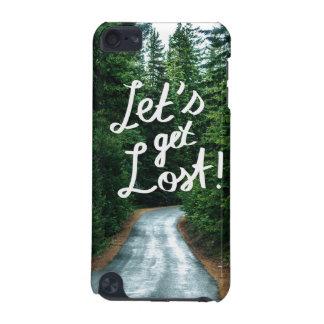 Gelassen uns erhalten Sie verloren! Zitieren Sie iPod Touch 5G Hülle