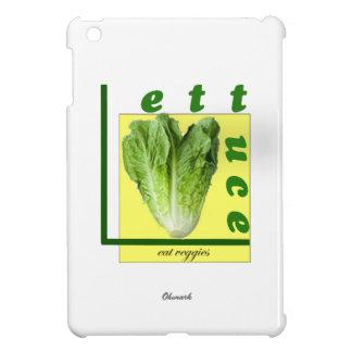 Gelassen uns essen Sie Veggies iPad Mini Hülle