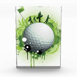 Gelassen uns für Golf weg abzweigen Auszeichnung