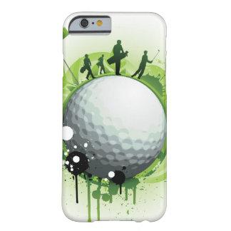 Gelassen uns für Golf weg abzweigen Barely There iPhone 6 Hülle