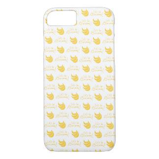 Gelassen uns gehen Bananen! iPhone 7 kaum dort iPhone 8/7 Hülle