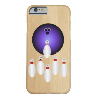 Gelassen uns gehen Bowling iPhone 6/6s, kaum dort Barely There iPhone 6 Hülle