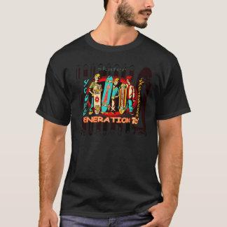 Gelassen uns rollen T-Shirt