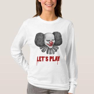 Gelassen uns T - Shirt spielen
