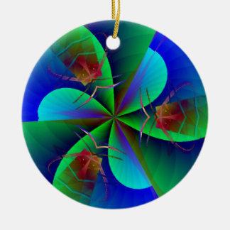 Gelassen uns YeaYeaYea zusammenkommen Keramik Ornament