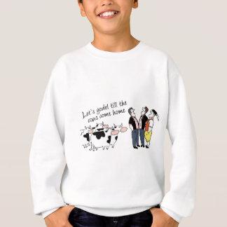 Gelassen uns Yodel Sweatshirt