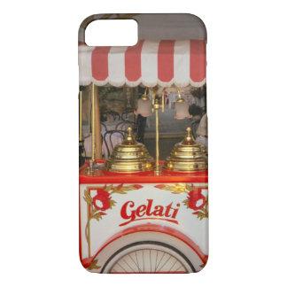 Gelati, italienische Eiscreme iPhone 8/7 Hülle