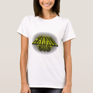 Gelb Hawaiis 808 T-Shirt