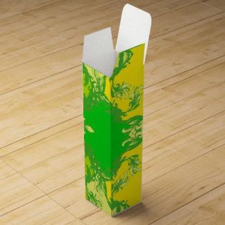 gelb weinbox