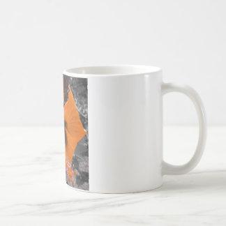 Gelb wiled Hibiskus Kaffeetasse