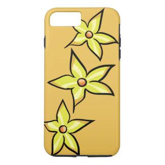 Gelbe Blume iPhone 7 Plus Hülle