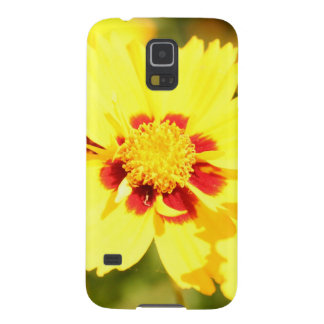 Gelbe Blumen Galaxy S5 Hüllen