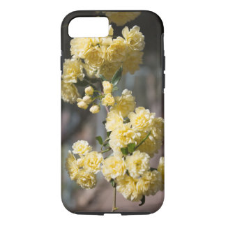 Gelbe Blumen - Telefon-Kasten iPhone 8/7 Hülle