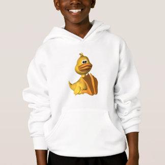 Gelbe Ente Hoodie