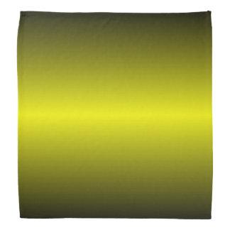 Gelbe Graedient™ Bandanna Kopftücher