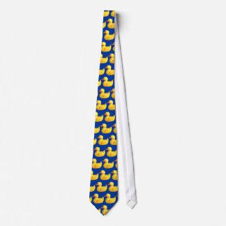 Gelbe Gummiente - neu Krawatte