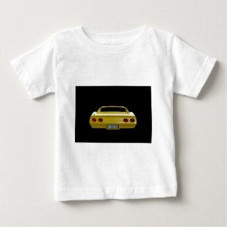 Gelbe Korvette Baby T-shirt