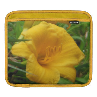 Gelbe Lilie Sleeve Für iPads