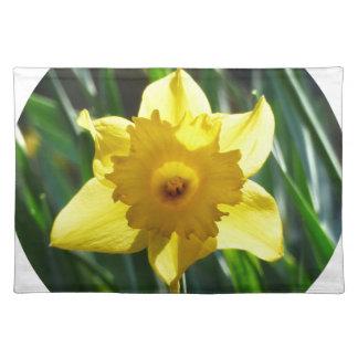 Gelbe Narzisse 02.2_. Tischset