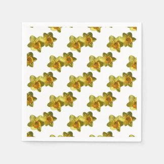 Gelbe Narzissen 2.2.2.f Papierserviette