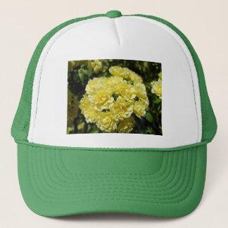 Gelbe Rose Bush Truckerkappe