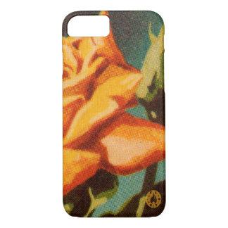 Gelbe Rose iPhone 8/7 Hülle