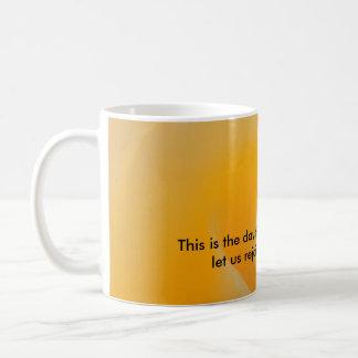Gelbe Rose Kaffeetasse