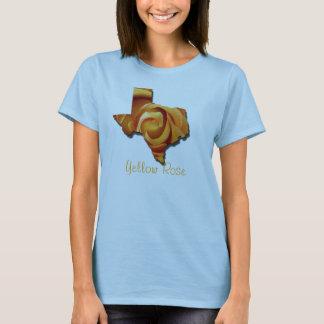Gelbe Rose T-Shirt