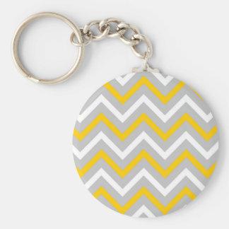 Gelbe Sparren Schlüsselanhänger