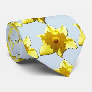Gelbe Trompete-Narzisse 1.2.b Krawatte