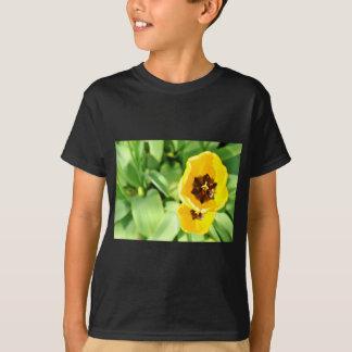Gelbe Tulpe T-Shirt