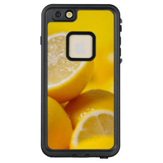 Gelbe Zitronen LifeProof FRÄ' iPhone 6/6s Plus Hülle