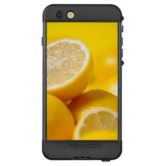 Gelbe Zitronen LifeProof NÜÜD iPhone 6s Plus Hülle
