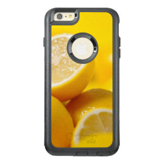 Gelbe Zitronen OtterBox iPhone 6/6s Plus Hülle