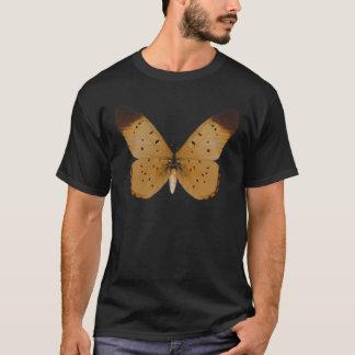 Gelber Coster Schmetterling T-Shirt