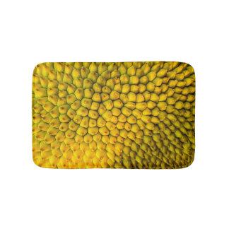 Gelber Jackfruit Badematte