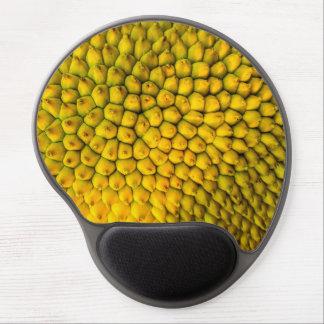 Gelber Jackfruit Gel Mousepad