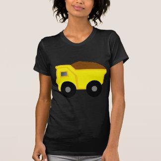 Gelber Kipper T-Shirt