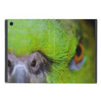 Gelber-Naped Amazonas-Papagei durch Shirley Taylor iPad Mini Etui