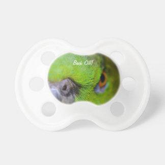 Gelber-Naped Amazonas-Papagei durch Shirley Taylor Schnuller