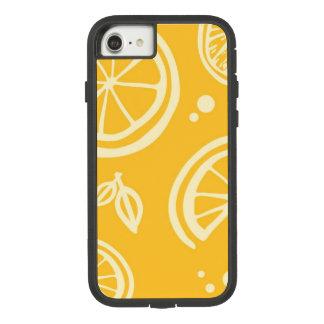 Gelber Zitrusfrucht-Telefon-Kasten Case-Mate Tough Extreme iPhone 8/7 Hülle