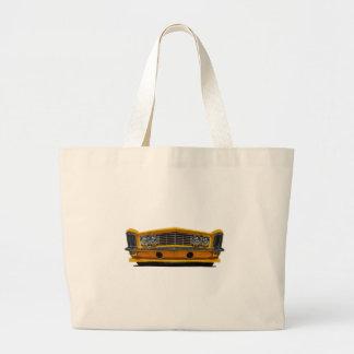 Gelbes Buick Jumbo Stoffbeutel