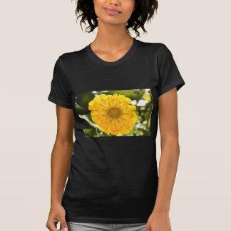 Gelbes cosmo T-Shirt