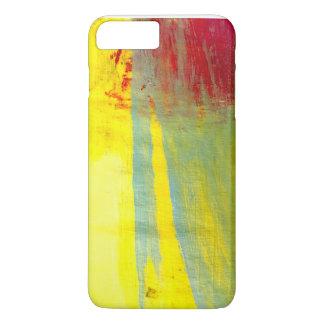gelbes Glühen iPhone 8 Plus/7 Plus Hülle