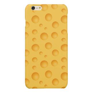 Gelbes Käse-Muster