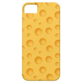 Gelbes Käse-Muster iPhone 5 Hüllen