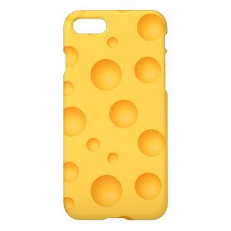 Gelbes Käse-Muster iPhone 8/7 Hülle