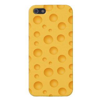 Gelbes Käse-Muster Schutzhülle Fürs iPhone 5