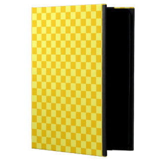 Gelbes Kombinations-Schachbrett durch
