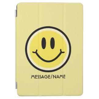 Gelbes Lächeln iPad Air Hülle